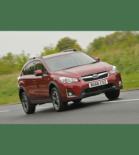 Manual de Despiece Subaru XV ( 2012 - 2017 ) En Español