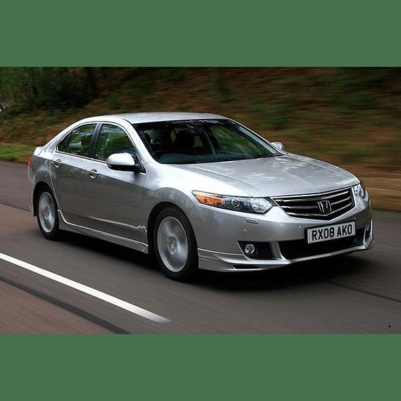 Manual de Despiece Honda Accord ( 2008 - 2015 ) En Español