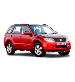 Manual de Despiece Suzuki Grand Vitara ( 2005 - 2015 ) En Español