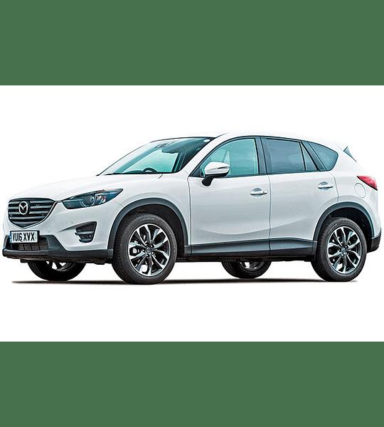 Manual De Taller Mazda CX5 ( 2012 - 2017 ) En Español