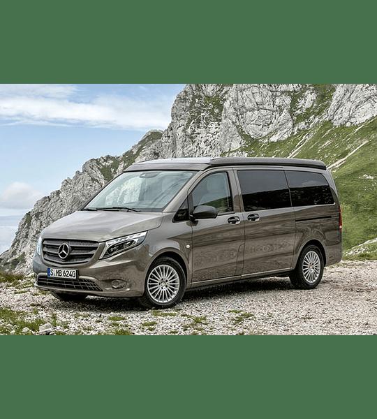 Manual de Despiece Mercedes Benz Vito ( 2014 - 2020 ) En Español