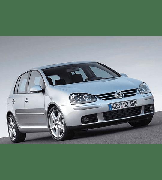 Diagramas Eléctricos - Volkswagen Golf V ( 2000 - 2003 ) Español