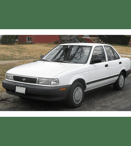 Manual de Servicio Nissan B13 ( 1994 - 1998 ) Español