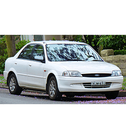 Diagramas Eléctricos Ford Laser ( 2001 - 2004 ) Inglés