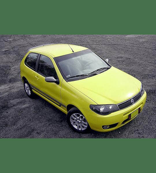 Diagramas Eléctricos Fiat Palio- Siena 1.8 ( 2004 - 2006 ) Español