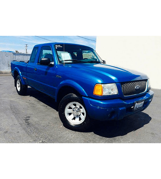 Diagramas Eléctricos Ford Ranger ( 2002 - 2003 ) Español