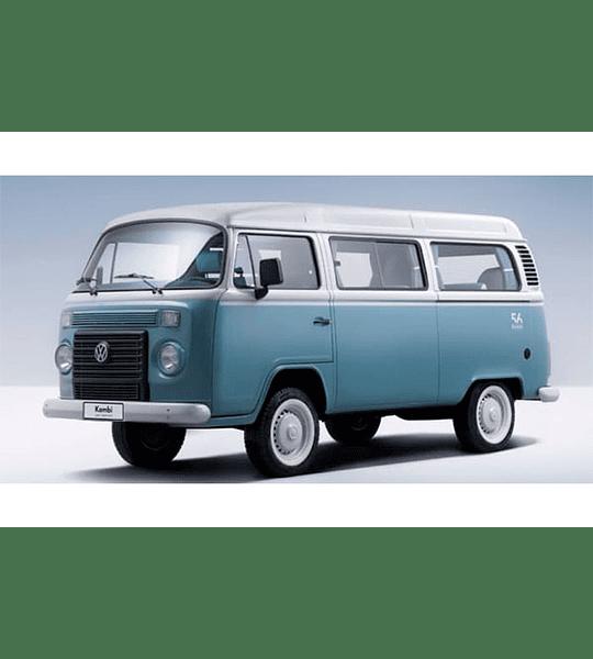 Manual de Taller Volkswagen Combi ( 1968 - 1979 ) Inglés