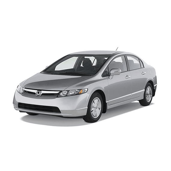 Manual de Despiece Honda Civic ( 2006 - 2011 ) Español
