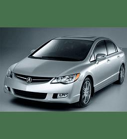 Manual de Taller Acura CSX ( 2006 - 2009 ) Inglés