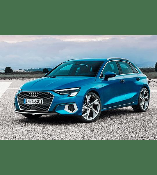 Diagramas Eléctricos Audi A3 ( 2012 - 2020 ) Ingles