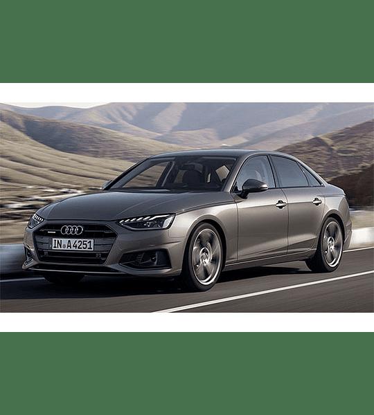 Diagramas Eléctricos Audi A4 ( 2015 - 2020 ) Inglés