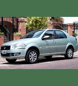 Manual De Taller Fiat Siena ( 2008 - 2016 ) En Inglés