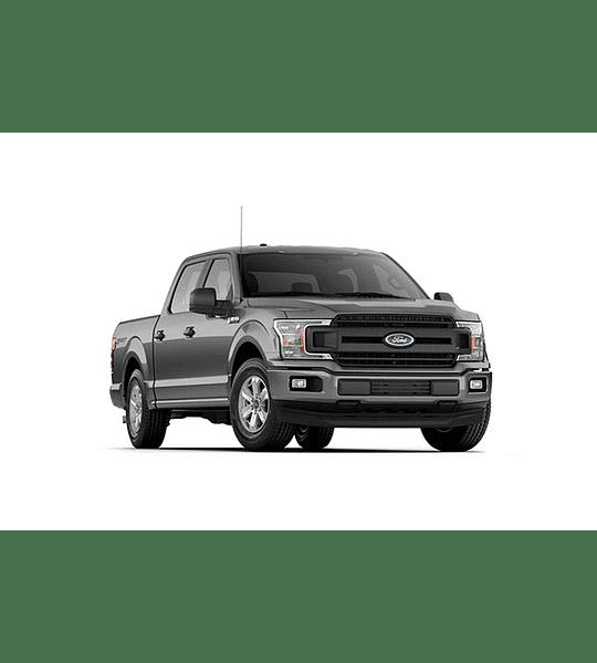 Manual De Taller Ford F150 ( 2018 - 2020 ) Inglés