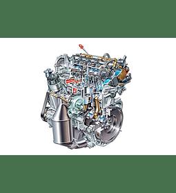 Manual De Taller Motor Fiat 1.4 8v 1.3 Multijet ( 2005 - 2015 ) En Inglés