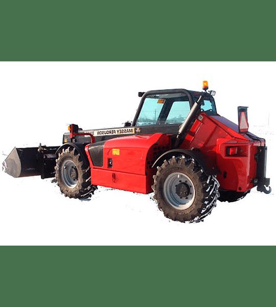 Manual de Taller Massey Ferguson MF8925 En Inglés