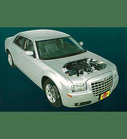 Manual de Taller Chrsyler 300 Dodge Charger & Magnum ( 2005 - 2010 ) Inglés