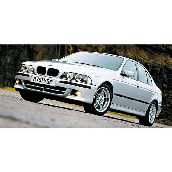 Manual de Servicio BMW Series 5 E39 ( 1997 - 2002 ) Inglés