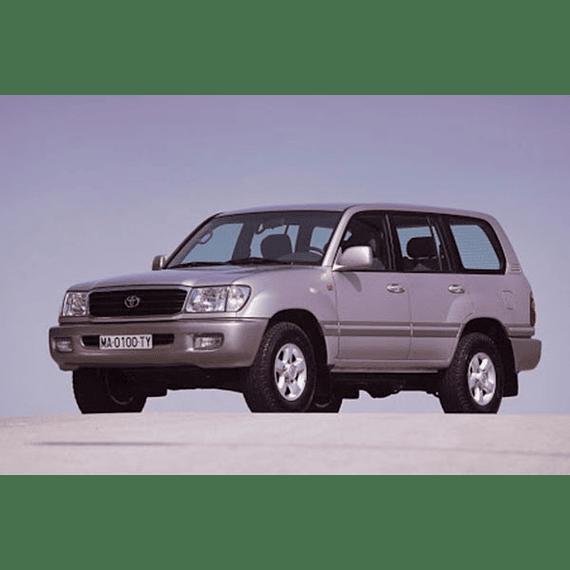 Manual de Taller Toyota  Land Cruiser ( 1998 - 2007 ) Inglés