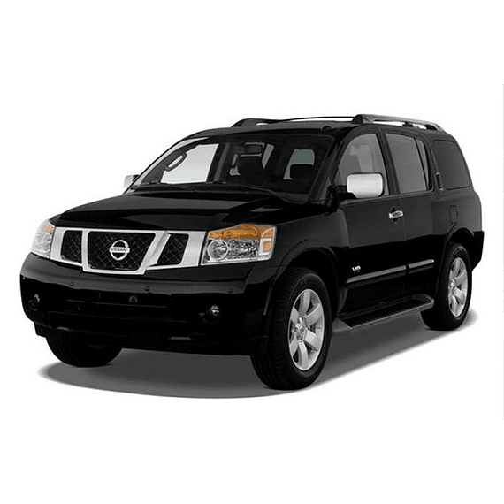Manual de Taller Nissan Armada TA60 ( 2004 - 2011 ) Inglés