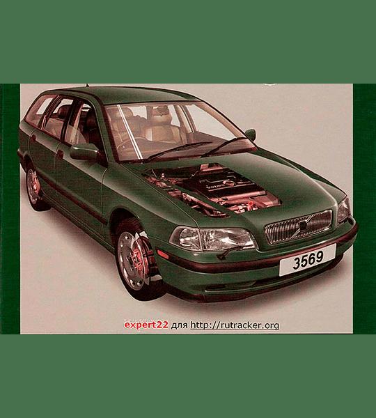 Manual de Taller Volvo S40 & V40 ( 1996 - 2004 ) Inglés