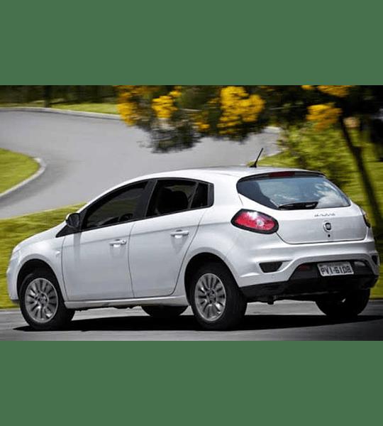 Manual de Taller Fiat Bravo ( 2007 - 2016 ) En Inglés