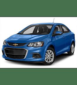 Diagramas Eléctricos - Chevrolet Sonic ( 2019 - 2020 )