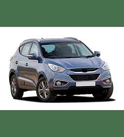 Diagramas Eléctricos - Hyundai Tucson ix35 ( 2010 - 2015 ) Inglés