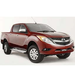 Diagramas Eléctricos Mazda BT-50 ( 2011 - 2016 ) Inglés