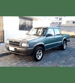 Manual De Taller Mazda B2200 (1985-1998) En Español