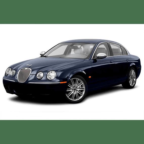 Manual De Taller Jaguar S-type (1999-2008) En Español
