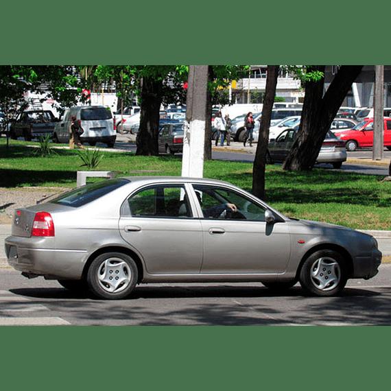 Manual De Taller Kia Sephia (1997–2003) En Español