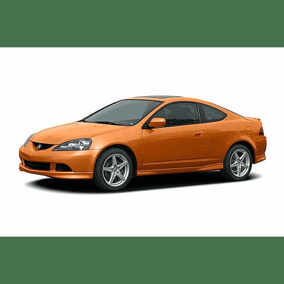Manual De Taller Acura RSX (2001 - 2006) En Español