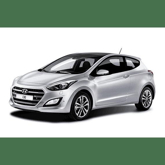 Manual De Despiece Hyundai I30 (2012 - 2017) Español