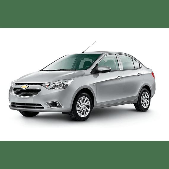 Manual De Taller Chevrolet Aveo ( 2011 - 2019 ) Español