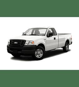 Diagramas Eléctricos - Ford F150 Pickup 2005 en Adelante ( Inglés - Español )