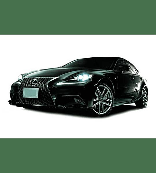 Manual De Despiece Lexus Is250f Sport ( 2014 - 2020) Español