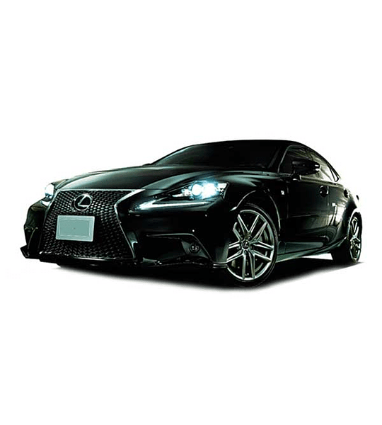 Manual De Despiece Lexus Is250f Sport ( 2014 - 2020) Español