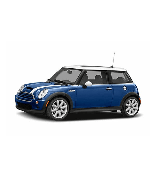 Manual De Taller Mini R50 ( 2000 - 2006 ) Inglés