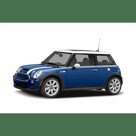 Manual De Taller Mini R50 ( 2000 - 2006 ) Inglés