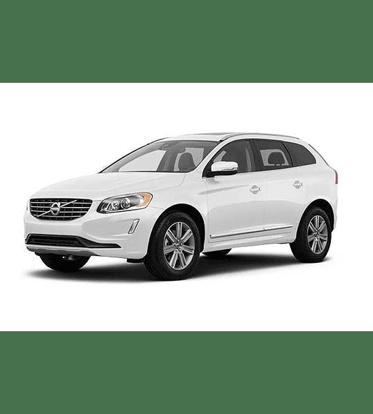 Manual De Despiece Volvo Xc60 ( 2009 - 2017 ) En Español