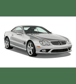 Manual de Taller Mercedes Benz R230 ( 2001 - 2011 ) En Español