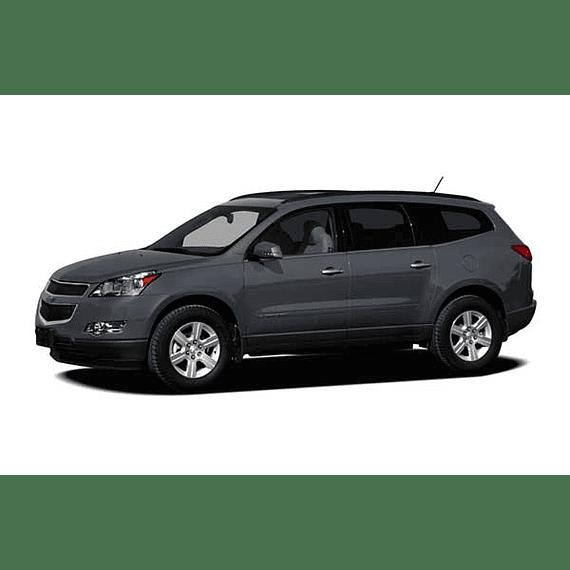 Diagramas Eléctricos - Chevrolet Traverse ( 2009 - 2010 ) Inglés