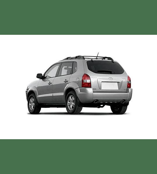Diagramas Eléctricos - Hyundai Tucson GLS ( 2008 -2010 ) Español