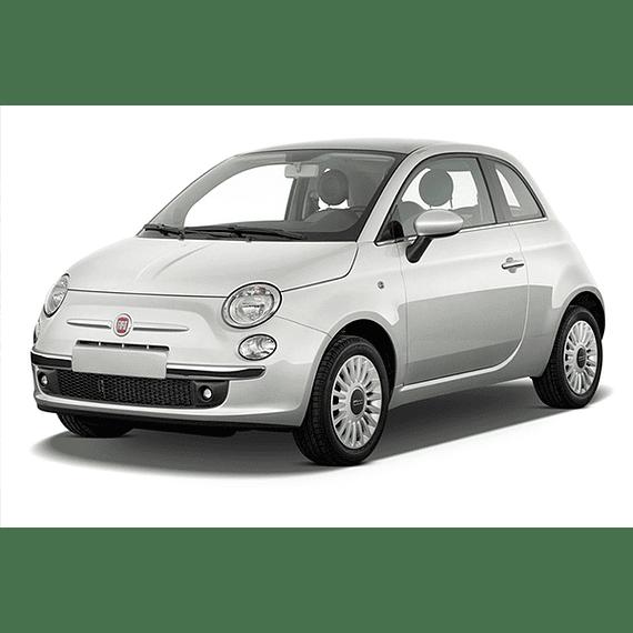 Diagramas Eléctricos - Fiat 500 ( 2013 - 2017 ) Inglés