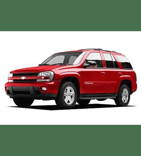 Manual de Taller Chevrolet Trailblazer ( 1998 - 2001 ) En Español