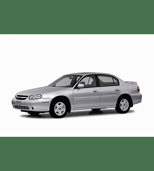 Manual de Taller - Diagnostico Chevrolet Malibu ( 1997 - 2003 ) En Español