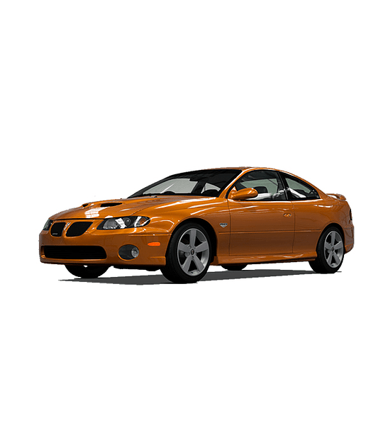 Manual de Taller Chevrolet Pontiac GTO ( 2004 - 2006 ) Inglés