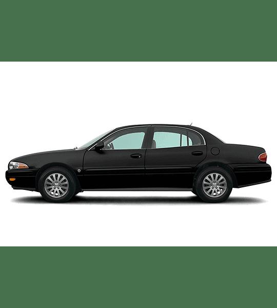 Manual de Taller Chevrolet Buick Lesabre ( 2000 - 2005 ) Inglés