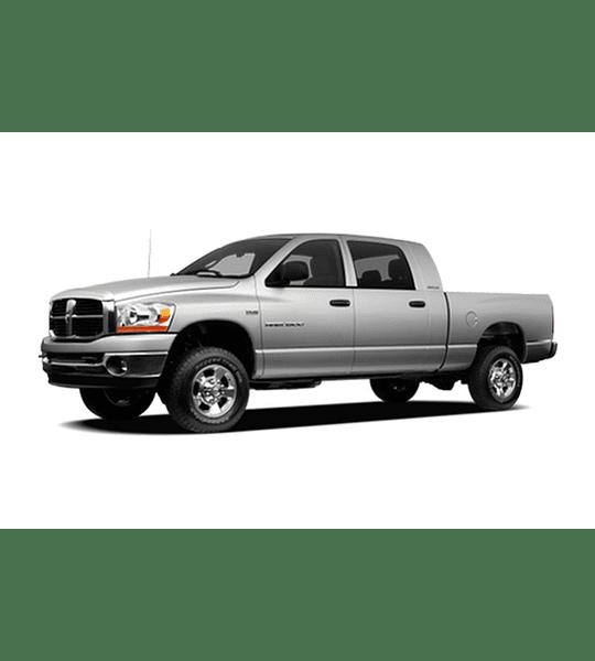 Manual de Taller Dodge Ram Truck ( 2008 ) Inglés