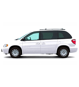 Manual de Taller Chrysler Voyager ( 2001 - 2003 ) Inglés